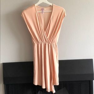 Rose colored dress: size Xsmall